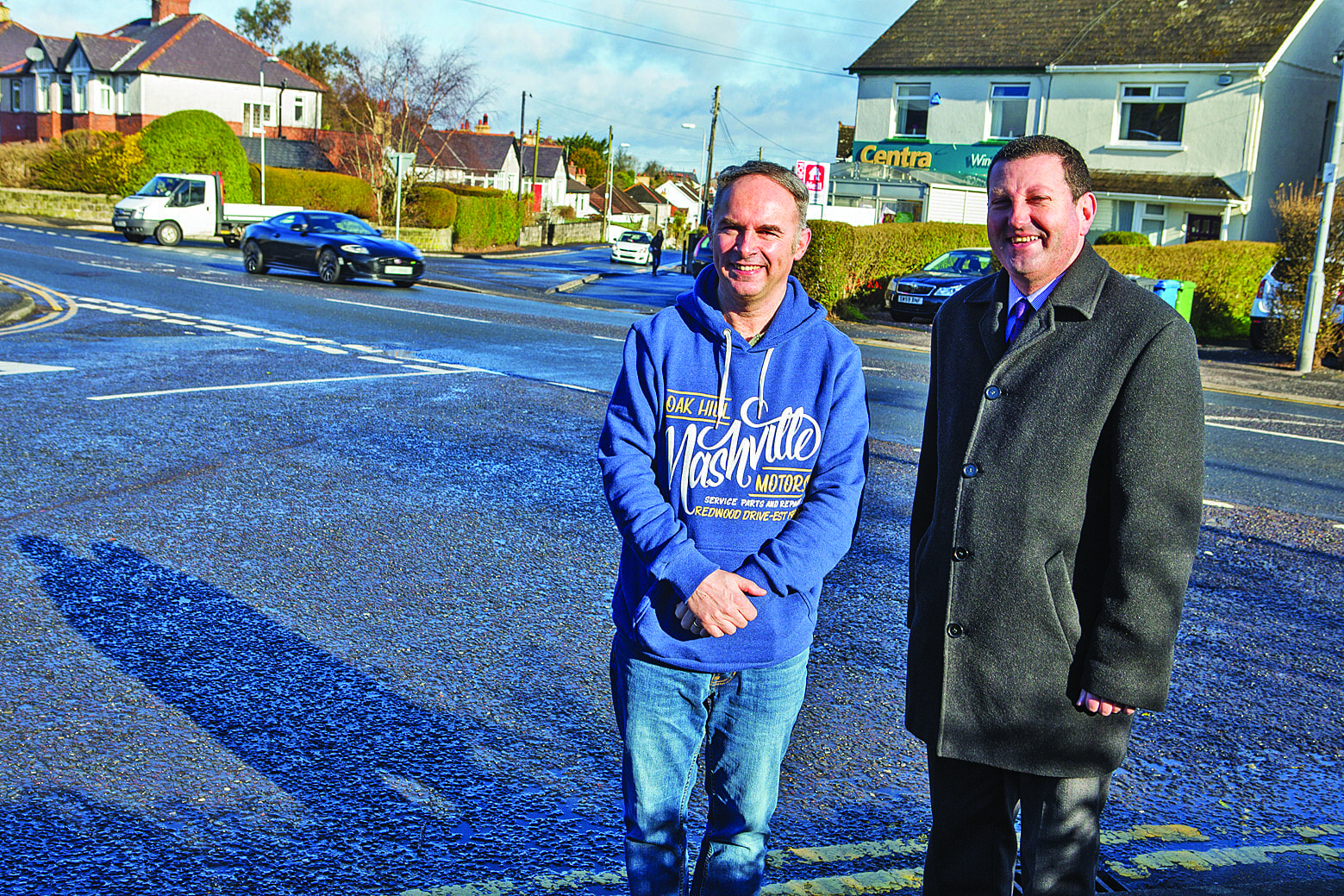 Residents win fight for pedestrian crossing