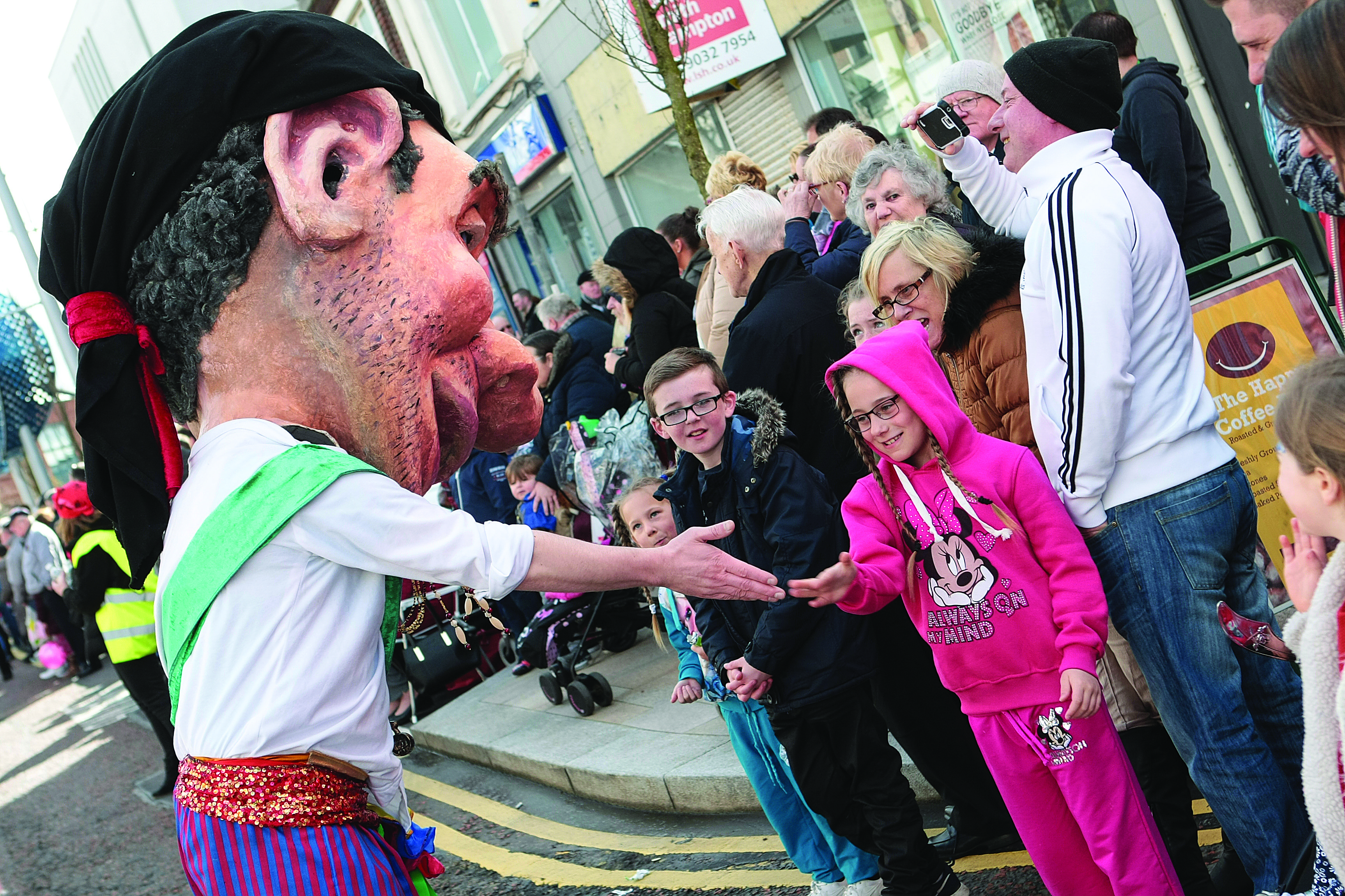 Council's reasons for axing Easter Parade don't hold water, says leading arts company