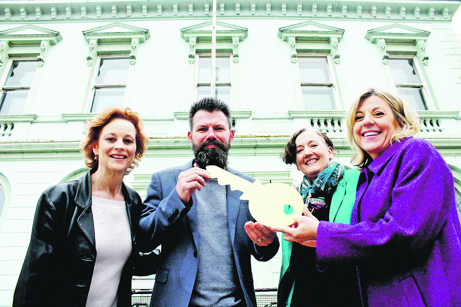 Courthouse verdict is revealed:OpenHouse win legal bid