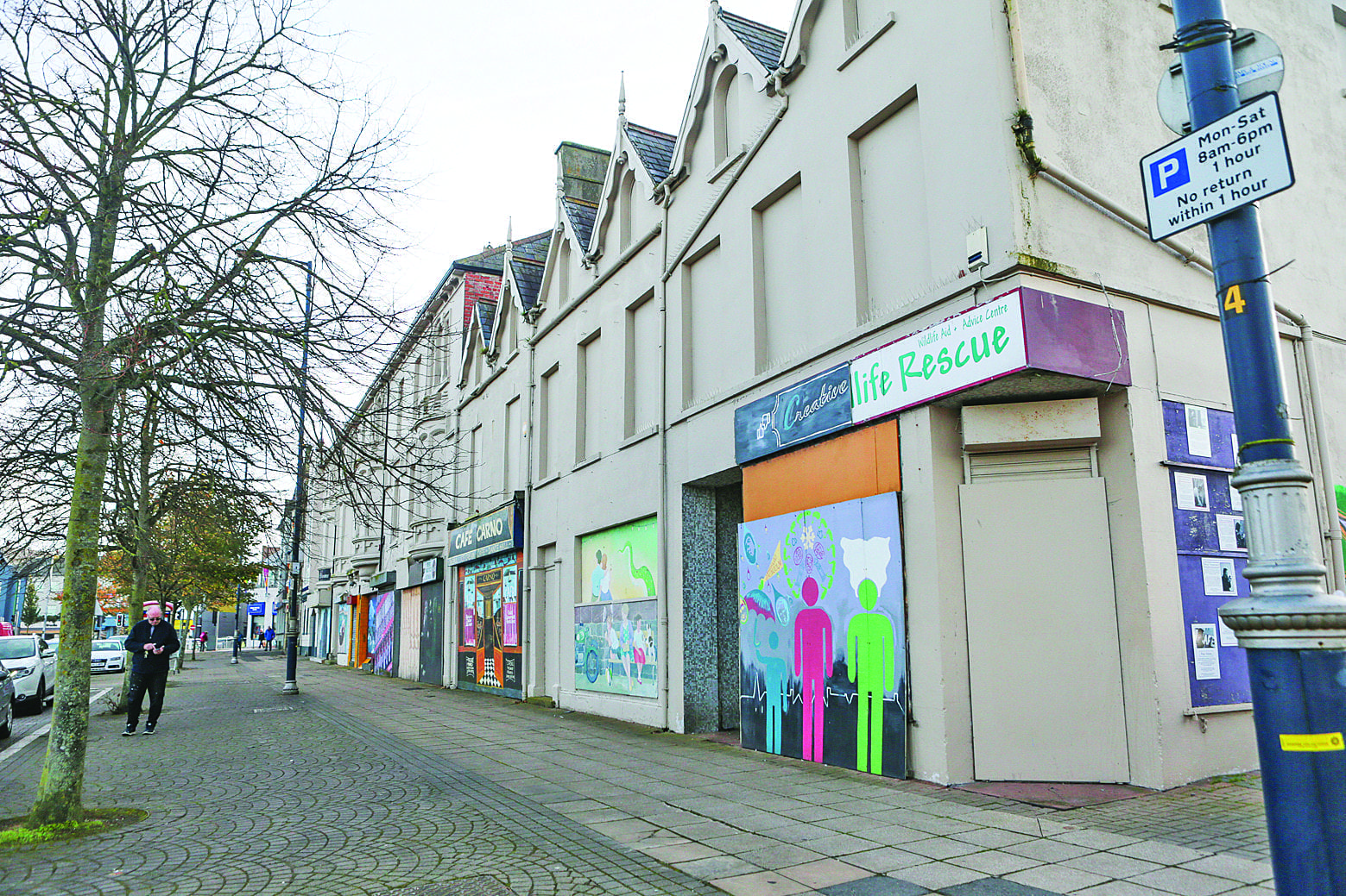 Queen's Parade deal close to completion