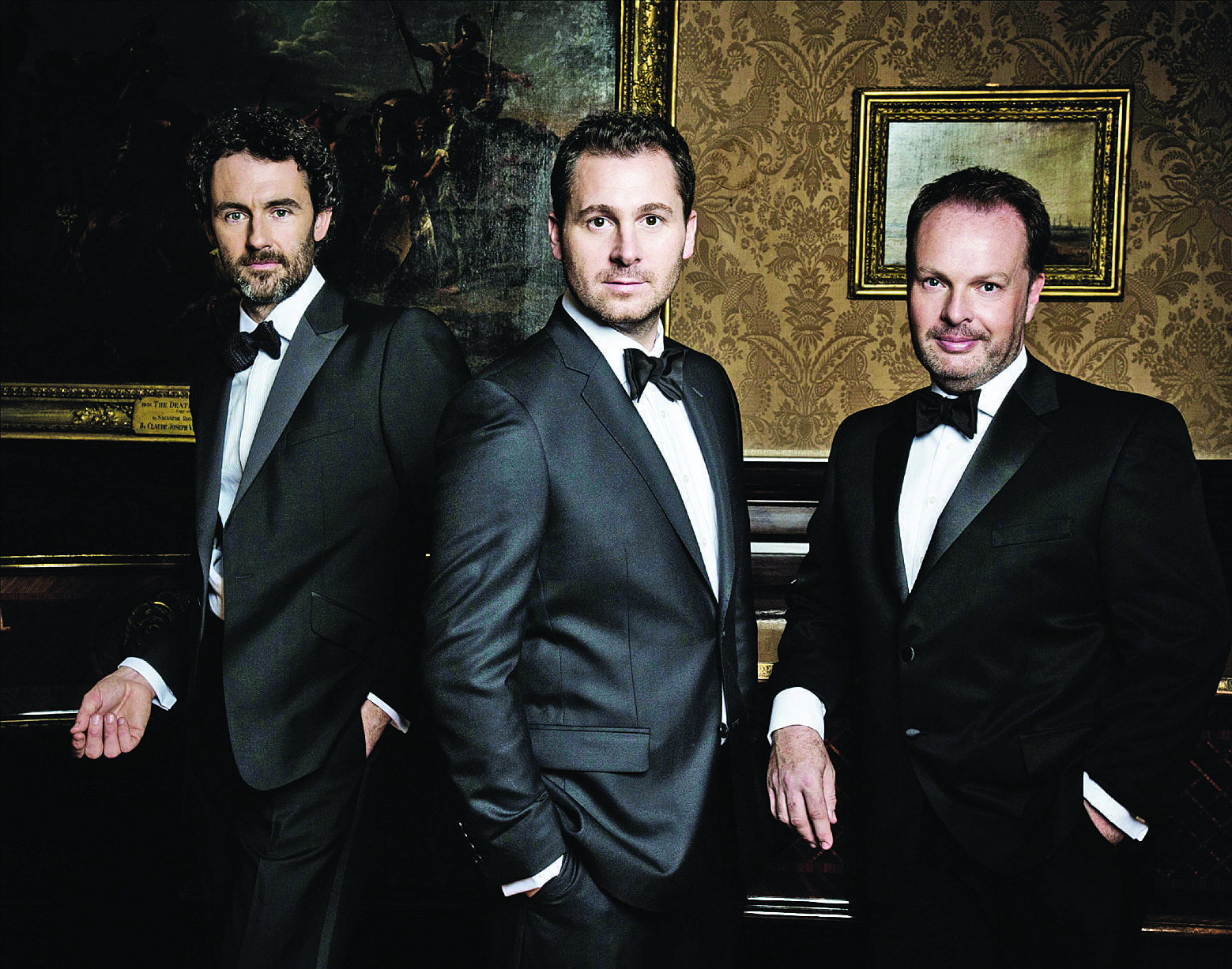 Celtic Tenors come to town