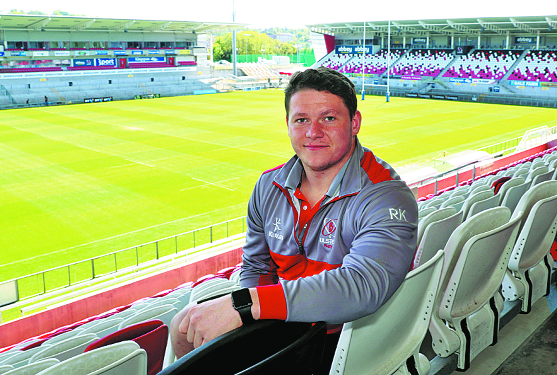 Ross Kane gets Ulster call
