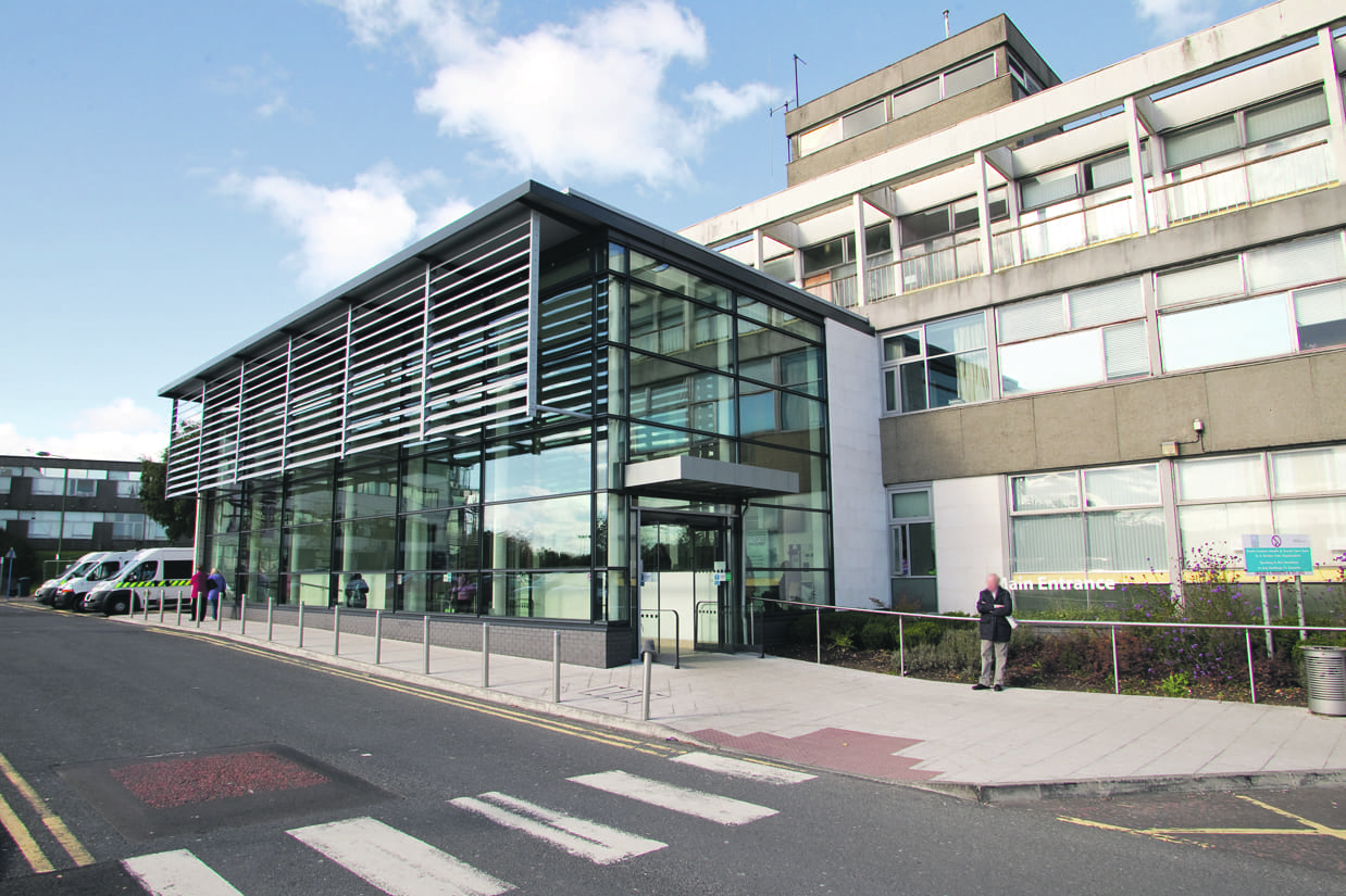 Lives under threat if stroke unit is closed
