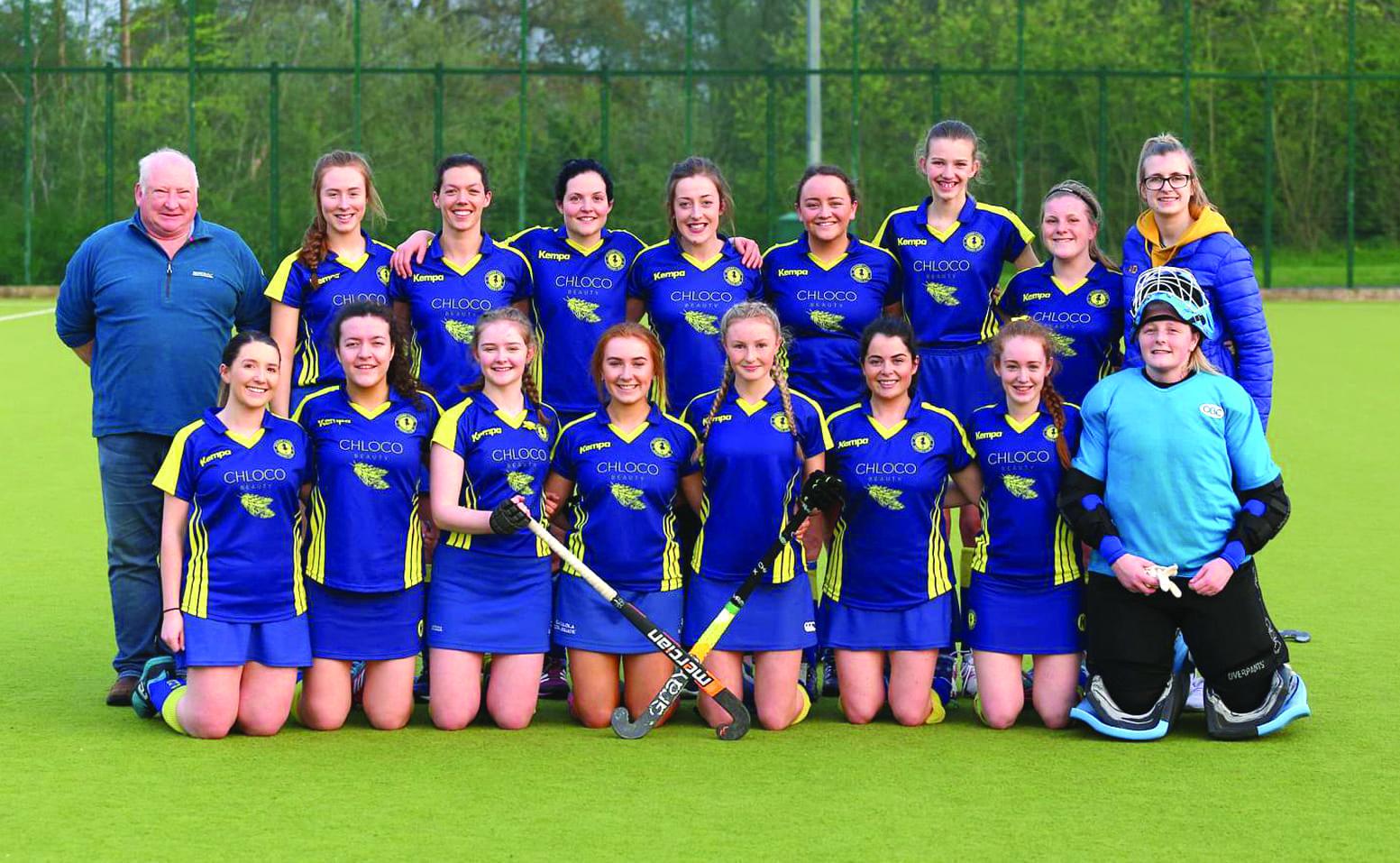 Bangor Ladies win play-off