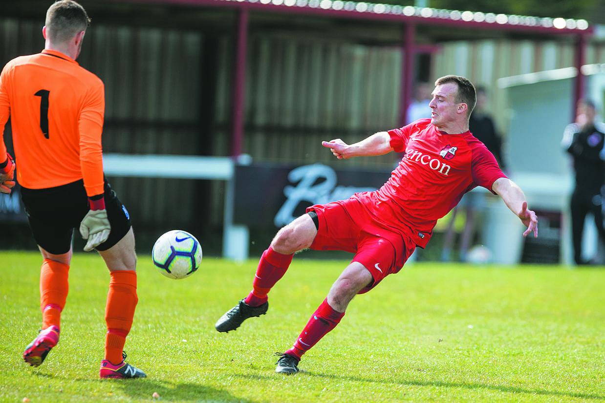 Bangor Amateurs claim promotion