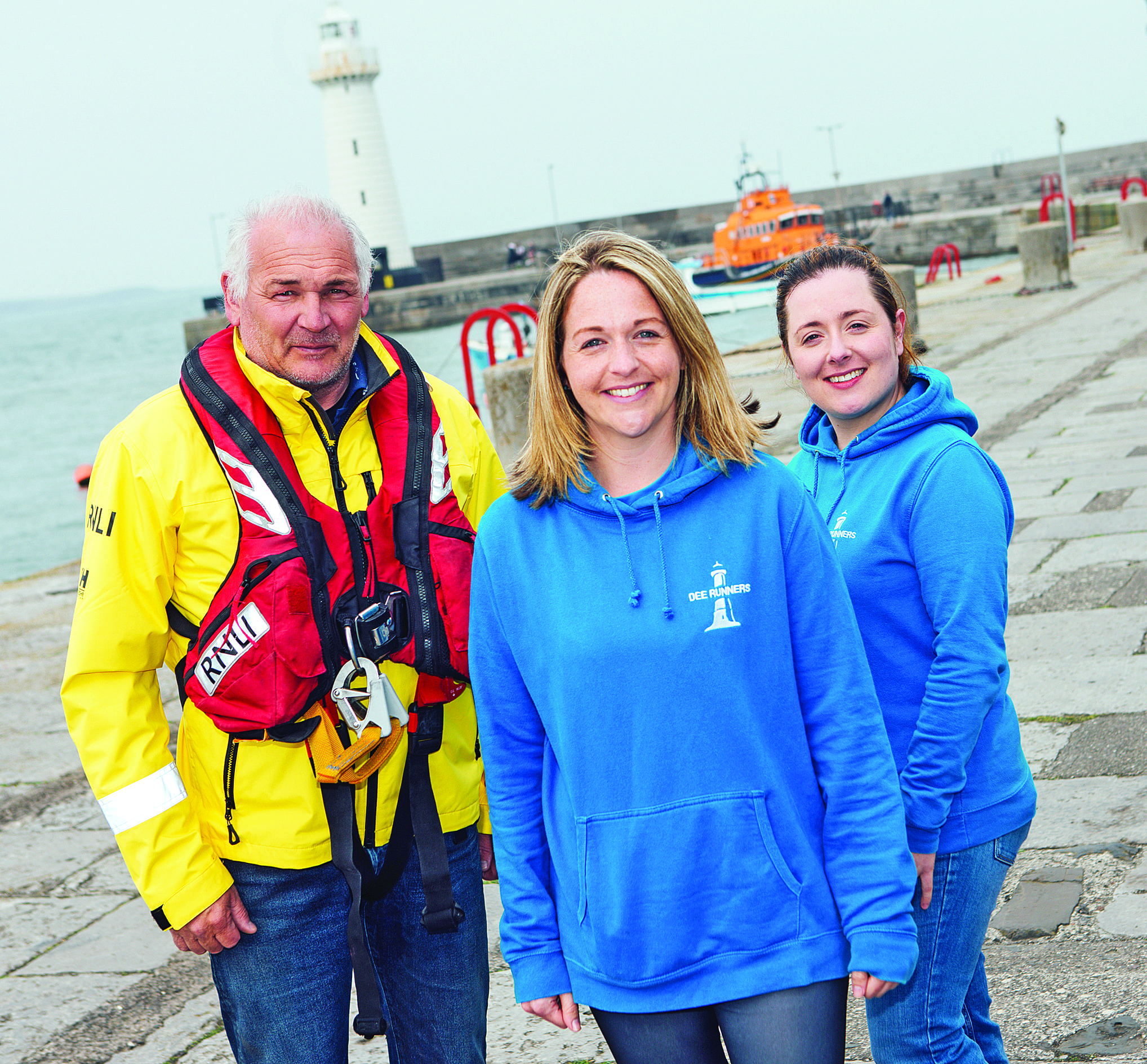 RNLI to benefit from local woman's first run in London race