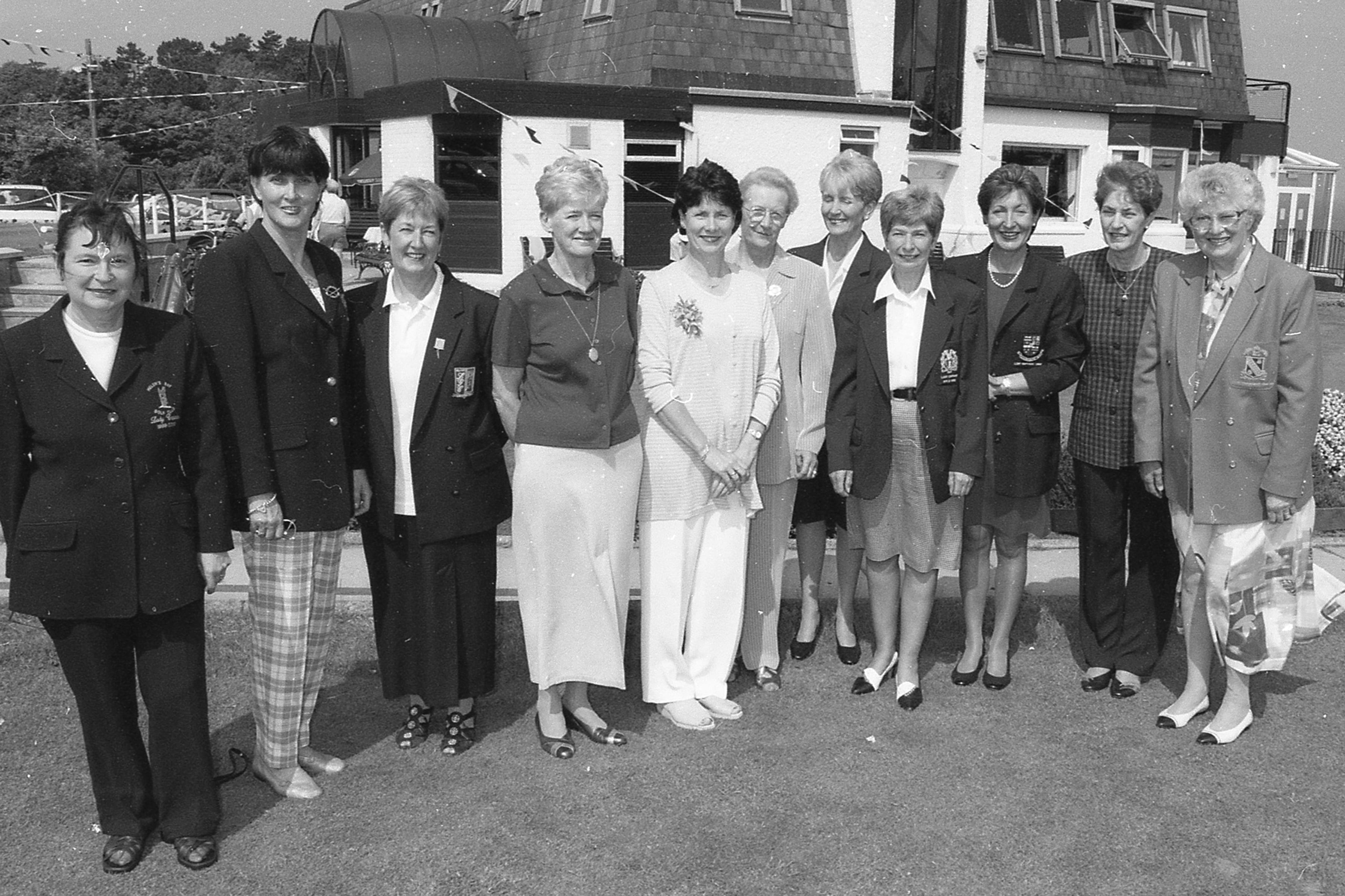 Spectator pictures from past – 1999