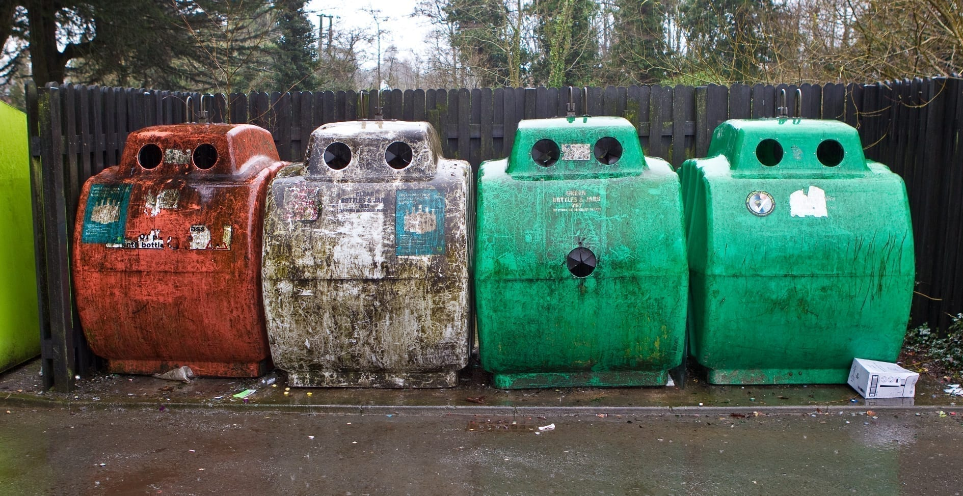 Waste firm offers to save bottle banks from scrapheap
