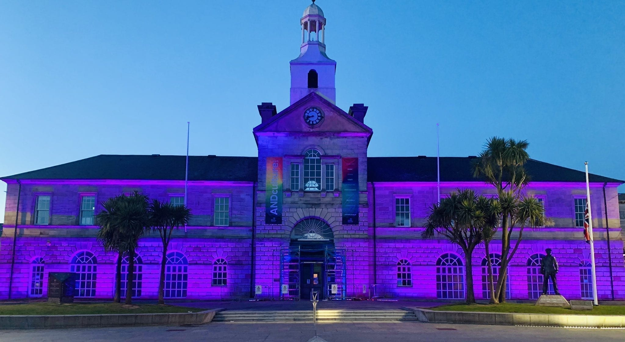 Council apology over Lyra lights failure