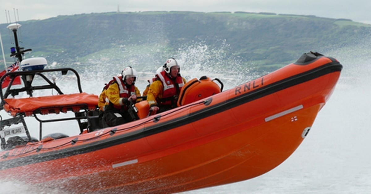 RNLI Mayday appeal for funds
