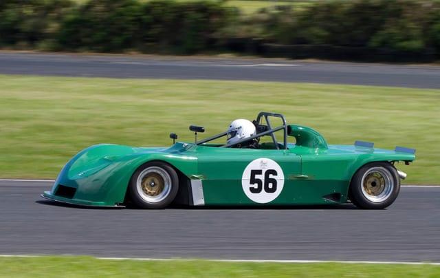 Motor racing returns to Kirkistown