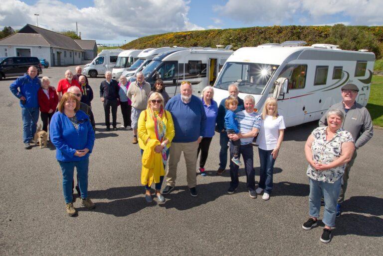 Anger as council bans motorhomes from park at Donaghadee